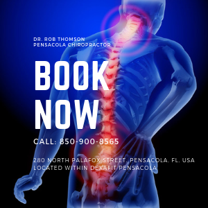 Dr. Rob Chiropractic Pensacola- Book Now